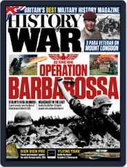 History of War (Digital) Subscription June 3rd, 2021 Issue