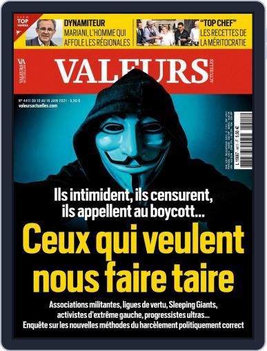Valeurs Actuelles (Digital) June 16th, 2021 Issue Cover