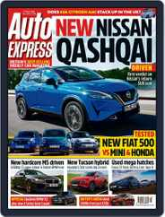 Auto Express (Digital) Subscription June 9th, 2021 Issue