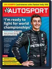 Autosport (Digital) Subscription June 3rd, 2021 Issue