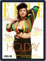 Elle UK (Digital) Subscription July 1st, 2021 Issue