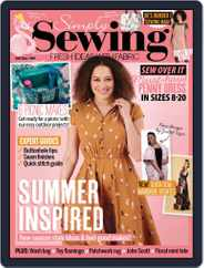 Simply Sewing (Digital) Subscription August 1st, 2021 Issue