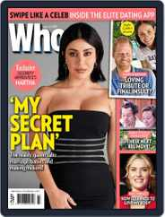 WHO (Digital) Subscription June 21st, 2021 Issue