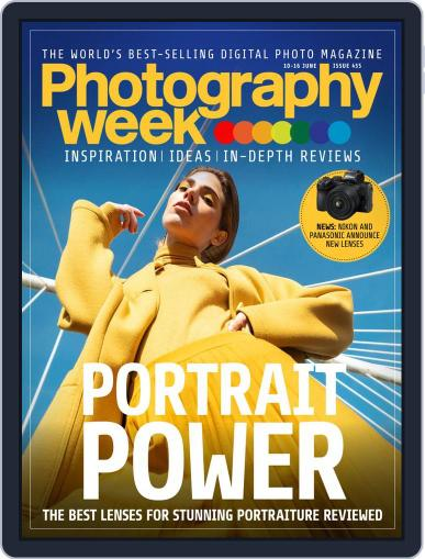 Photography Week (Digital) June 10th, 2021 Issue Cover