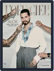 L'OFFICIEL HOMMES BRASIL Magazine (Digital) Subscription June 1st, 2021 Issue