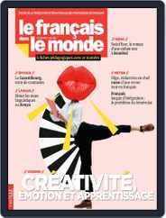 Le Français Dans Le Monde (Digital) Subscription May 1st, 2021 Issue