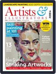 Artists & Illustrators (Digital) Subscription June 4th, 2021 Issue