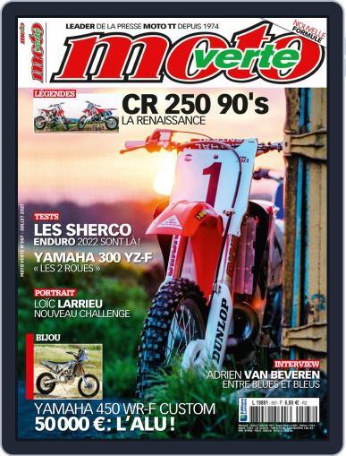 Moto Verte July 1st, 2021 Digital Back Issue Cover