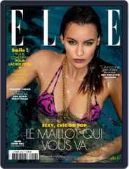 Elle France (Digital) Subscription June 11th, 2021 Issue