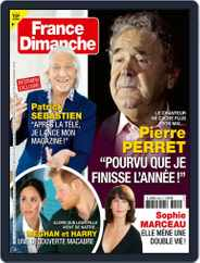 France Dimanche (Digital) Subscription June 11th, 2021 Issue