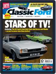 Classic Ford (Digital) Subscription July 1st, 2021 Issue