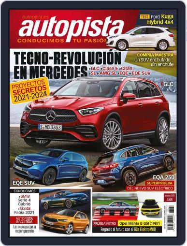 Autopista (Digital) June 1st, 2021 Issue Cover