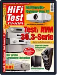 HIFI TEST TV HIFI Magazine (Digital) Subscription April 1st, 2021 Issue