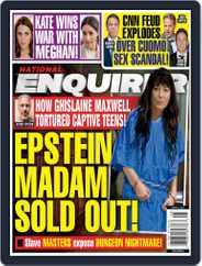 National Enquirer (Digital) Subscription June 21st, 2021 Issue