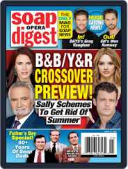 Soap Opera Digest (Digital) Subscription June 21st, 2021 Issue