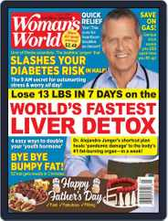 Woman's World (Digital) Subscription June 21st, 2021 Issue