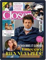 Closer France (Digital) Subscription June 11th, 2021 Issue
