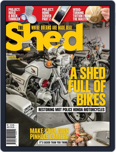 The Shed (Digital) July 1st, 2021 Issue Cover