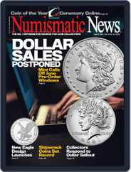 Numismatic News (Digital) Subscription June 22nd, 2021 Issue
