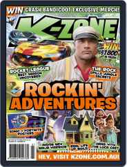K-Zone (Digital) Subscription July 1st, 2021 Issue
