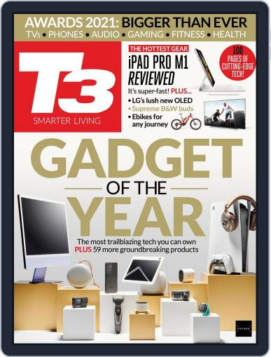 T3 (Digital) June 9th, 2021 Issue Cover