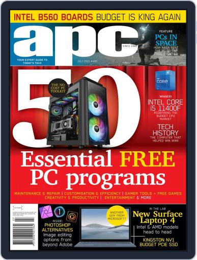 APC July 1st, 2021 Digital Back Issue Cover