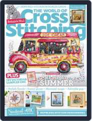The World of Cross Stitching (Digital) Subscription August 1st, 2021 Issue