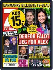 7 TV-Dage (Digital) Subscription June 14th, 2021 Issue