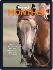 Horse & Rider (Digital) Subscription June 1st, 2021 Issue
