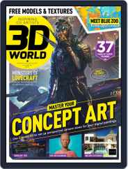 3D World (Digital) Subscription August 1st, 2021 Issue