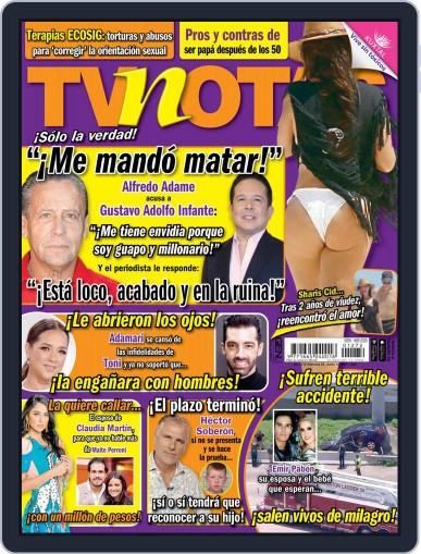 TvNotas (Digital) June 15th, 2021 Issue Cover