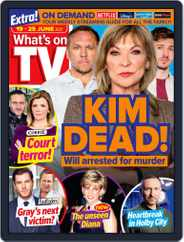 What's on TV (Digital) Subscription June 19th, 2021 Issue