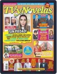 TV y Novelas México (Digital) Subscription June 14th, 2021 Issue