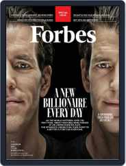 Forbes (Digital) Subscription April 1st, 2021 Issue