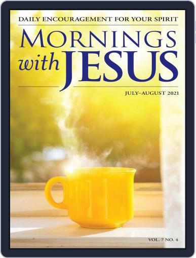 Mornings with Jesus (Digital) July 1st, 2021 Issue Cover
