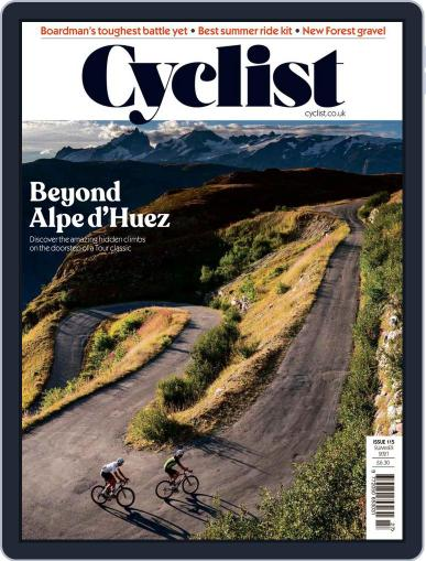 Cyclist (Digital) June 9th, 2021 Issue Cover