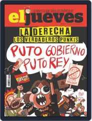 El Jueves (Digital) Subscription June 15th, 2021 Issue