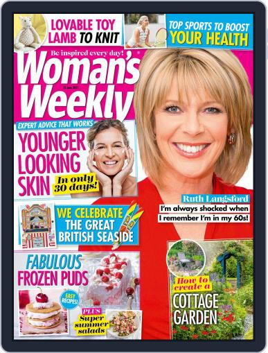 Woman's Weekly June 22nd, 2021 Digital Back Issue Cover