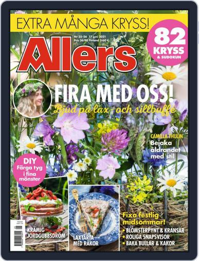 Allers (Digital) June 17th, 2021 Issue Cover