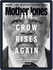 Mother Jones (Digital) Subscription July 1st, 2021 Issue