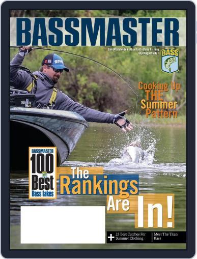 Bassmaster (Digital) July 1st, 2021 Issue Cover