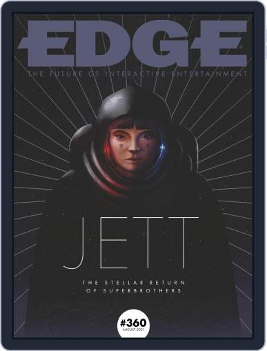 Edge August 1st, 2021 Digital Back Issue Cover