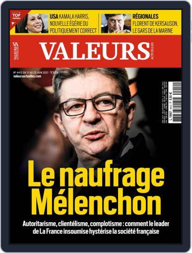 Valeurs Actuelles (Digital) June 17th, 2021 Issue Cover