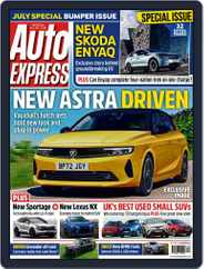 Auto Express (Digital) Subscription June 16th, 2021 Issue