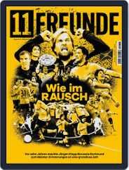 11 Freunde (Digital) Subscription July 1st, 2021 Issue