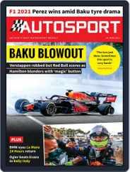 Autosport (Digital) Subscription June 10th, 2021 Issue