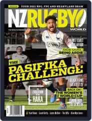 NZ Rugby World (Digital) Subscription June 1st, 2021 Issue