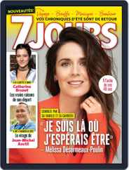 7 Jours (Digital) Subscription June 25th, 2021 Issue