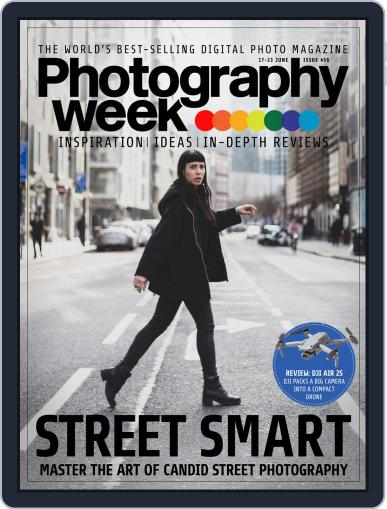 Photography Week (Digital) June 17th, 2021 Issue Cover