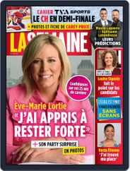 La Semaine (Digital) Subscription June 25th, 2021 Issue